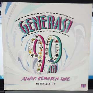 Buku Generasi 90an Edisi Ke 2