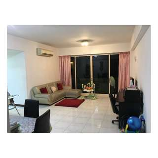 2 bedroom condo unit at Bukit Regency
