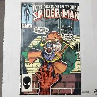 Spectacular Spider-Man # 104