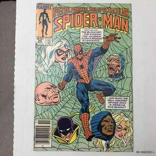 Spectacular Spider-Man # 96
