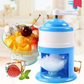 Alat serut es / snow ice snow cone machine ice maker es buah