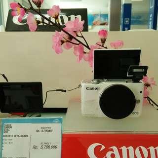 Kredit kamera canon EOS M10 dp 0%
