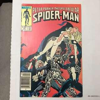 Spectacular Spider-Man # 95