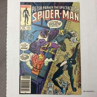 Spectacular Spider-Man # 93