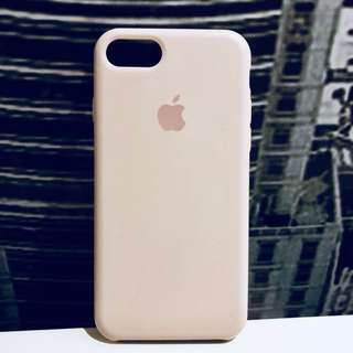 Apple iPhone 7 Silicone Case - Sand Pink