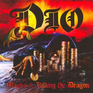 Dio ‎– Magica & Killing The Dragon CD