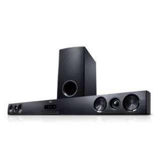 LG模擬2.1聲道Sound Bar HLS36W
