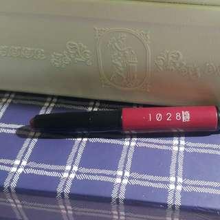 1028氣墊漸層唇筆- 乾燥玫瑰紅