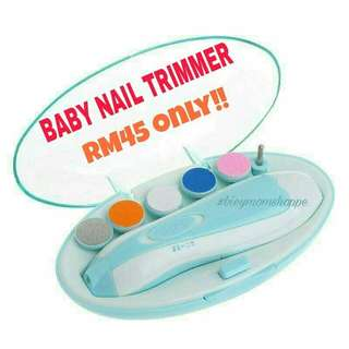 FREE POSTAGE!! BABY NAIL TRIMMER