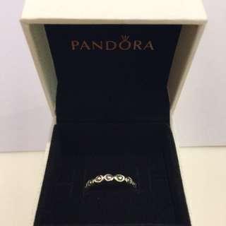 Pandora ring 戒指 size 48 已停產