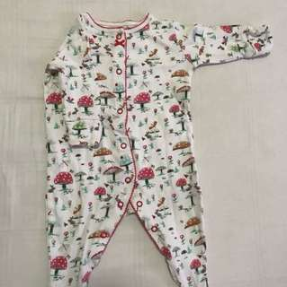 Next UK Sleepsuit