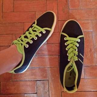 Shoes (black and green) 38-39
