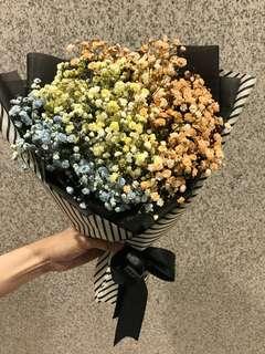 Baby Breath Flower Bouquet