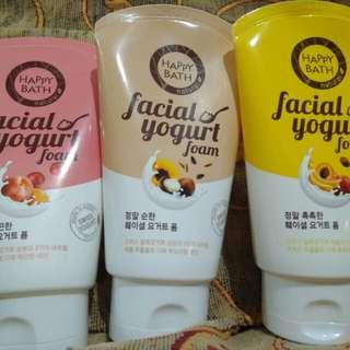 Authentic korean skin care