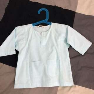 Baju melayu for babies