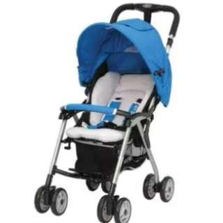 My Dear Compact Baby Stroller 18022 (Blue)