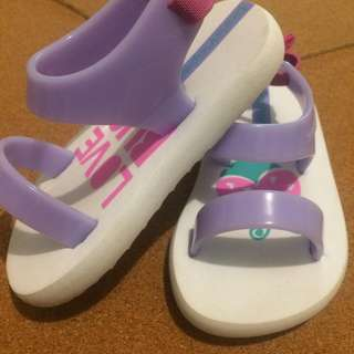 Repriced toddler slippers