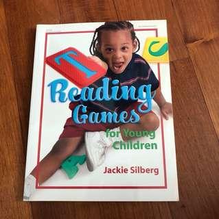 Reading games for children