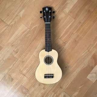 BLW Soprano Ukulele Model UKLL21-S