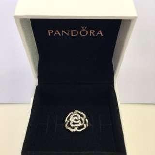 Pandora rose ring 戒指 已停產