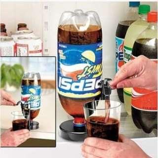 Alat Dispenser Minuman botol aqua Coca cola terbalik pesta