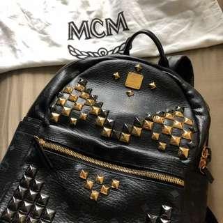 MCM leather bag. ORIGINAL