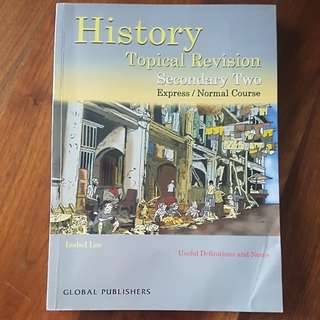 History Topical Revision Secondary 2