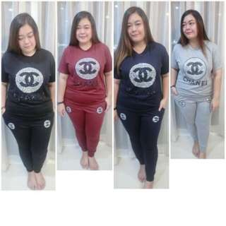 Chanel set for plus size ( f@a)