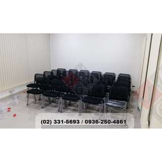 Visitor Chairs -Mesh Back- Office Partition*furniture