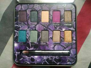 Limited Edition Urban Decay Mariposa Palette