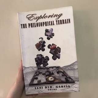 Exploring the Philosophical Terrain edited by Leni Garcia