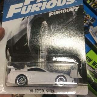 Toyota Supra F7