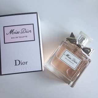 Miss Dior Eau De Toilette 50ml 迪奥香水