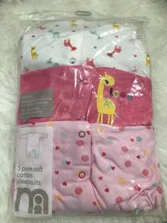 Sleepsuit mothercare NEW