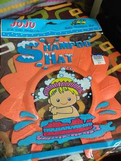 Baby Shampoo Hat