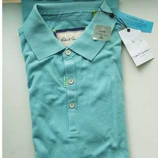 Designer polo shirt at 80% off