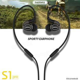 Sale! Remax S1 Pro Sporty Earpiece