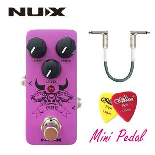 NUX VIBE MINI GUITAR EFFECT PEDAL