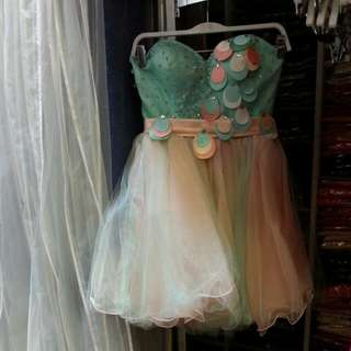 BRAND NEW SHORT GOWN