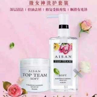 Top Team 女神髮膜/髮汁
