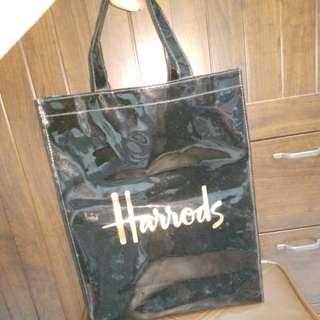 Harrods 手挽袋 特價 8成新