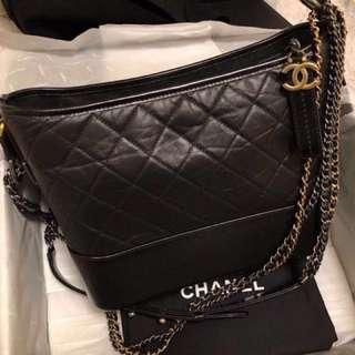 Chanel 流浪包 中號 香港專店購買