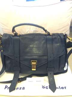 100% real Proenza Schouler PS1 medium bag 手袋 balenciaga
