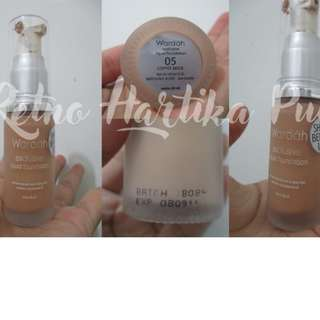 J06 Wardah Exclusive Liquid Foundation No.05 20 ml
