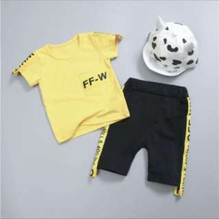 [Pre-Order] Toddlers clothes 1-3 years old