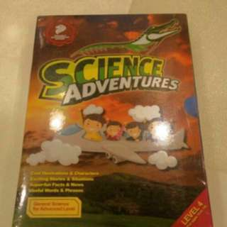 New science adventures volume 2 level 4