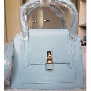 Brand-new Samantha Thavasa / Vega Sling Bag Blue