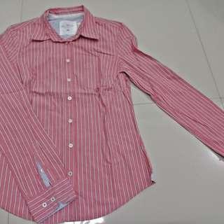 H&M womens longsleeve blouse