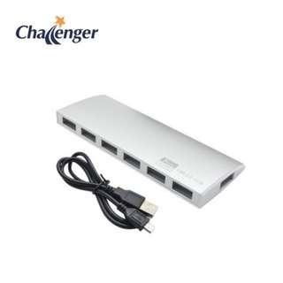 PLG H61 Aluminium 7 USB 2.0 Ports (8888880131777)