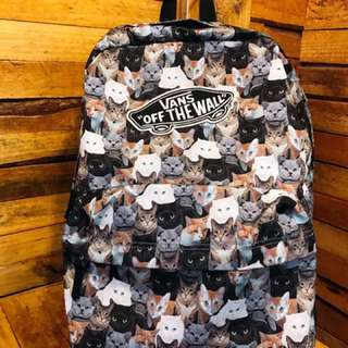Vans x spca backpack